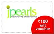 Rs.100 Jpearls Gift Voucher
