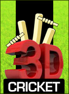 Free online games :3D Cricket