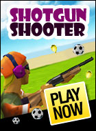 Free online games :Shotgun Shooter