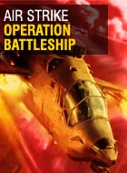 Free online games :Air Strike Operation Battleship