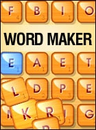 Free online games :Word Maker
