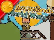 The Boomlands World Wars Game - New Games