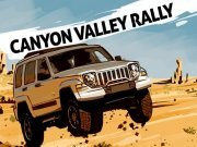 Canyon Valley Rally Game - New Games