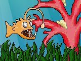 Sea Food And Shoot It Game - New Games
