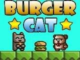 Burger Cat Game - New Games