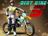 Dirt Bike 5 Game - New Games