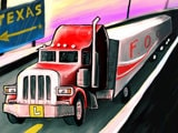 18 Wheeler Game - New Games
