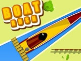 Boat Rush Game - New Games