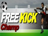 Free Kick Champ Game - New Games