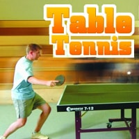 Table Tennis Game - New Games