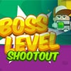 Boss Level Shootout Game - Arcade Games