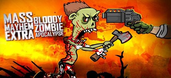 Mass Mayhem-Zombies Game - Zombie Games