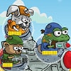 Animals Air Fight Game - Action Games