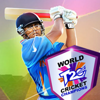 World T20 Cricket Champions Game - Cricket Games