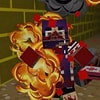 Blocky Combat Swat-Killing Zombie Game - Action Games
