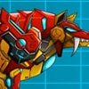 Battle Robot Wolf Age Game - Action Games