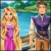 Rapunzel Love Story Game Game - ZG- Fashion & Fun Games