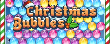 Christmas Bubbles Game - Arcade Games