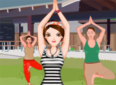 Yoga Teacher Game - Girls Games