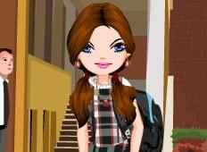 My School Dress Game - Girls Games