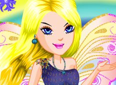 Rainbow Fairy Game - Girls Games
