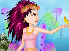 Spring Fairy Game - Girls Games