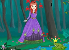 Funny Frog Princess Game - Girls Games