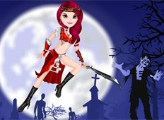 Fairy Warrior Game - Dress-up Games