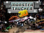 Monster Trucker 3D Game - New Games