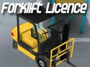 Forklift License Game - New Games