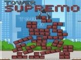 Tower Supremo Game - New Games
