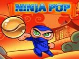 Ninja Pop Game - New Games