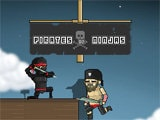 Pirates vs Ninja Game - New Games