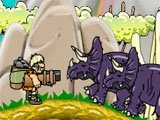 Caveman Run Game - Running Games