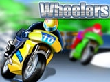 Wheelers Game - Bike Games