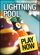 Lightning Pool Game - Sports Games
