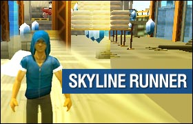 Skyline Runner Game - Racing Games