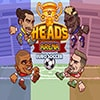 Heads Arena Euro Soccer Game - Multiplayer Games