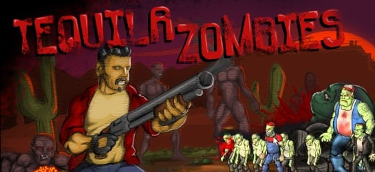 Tequila Zombie Game - Zombie Games