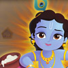 Little Krishna Makhan Masti Game - Android Games