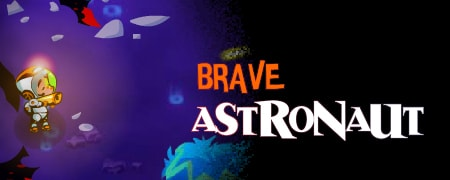 Brave Astronaut Game - Action Games