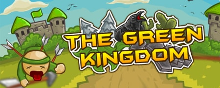 The Green Kingdom Game - Action Games