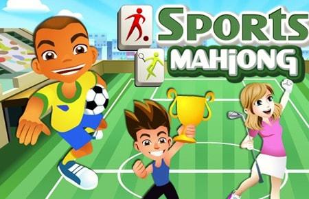 Sports Mahjong Game - Arcade Games