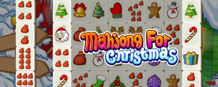 Mahjong for Christmas Game - Arcade Games