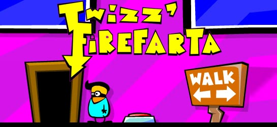 Twizzed Firefarta Game - Arcade Games