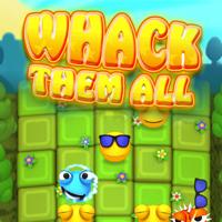 Whack Them All Game - Arcade Games