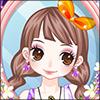 Lavender Love Game - Girls Games