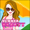 Summer Beauty Game - Girls Games