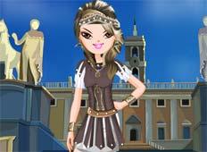 Romanian Princess Game - Girls Games