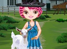 Little Shepherd Game - Girls Games